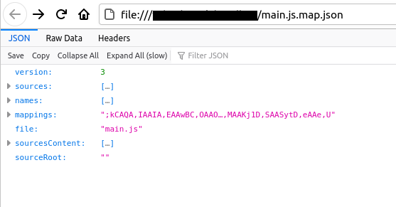 My go-to tool for reading long JSON snippets